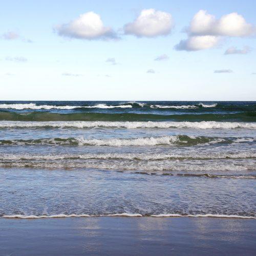 Europa, Deutschland, Mecklenburg-Vorpommern, Insel Ruegen - Prora, Strand- 27.11.2007  Europe, Germany, Mecklenburg-Western Pomerania, island of Ruegen, beach at Prora - 27.11.2007